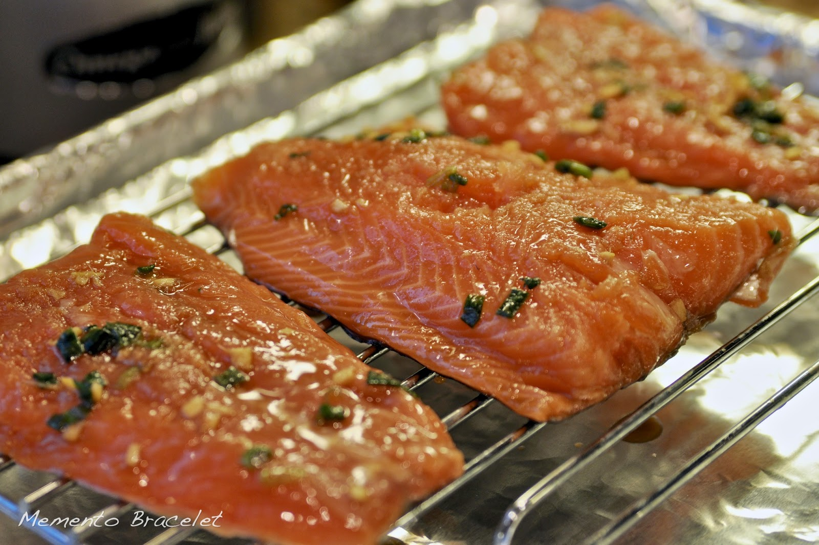 How To Broil Salmon