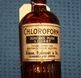 how to make chloroform