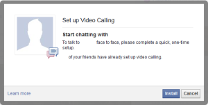 set up video calling